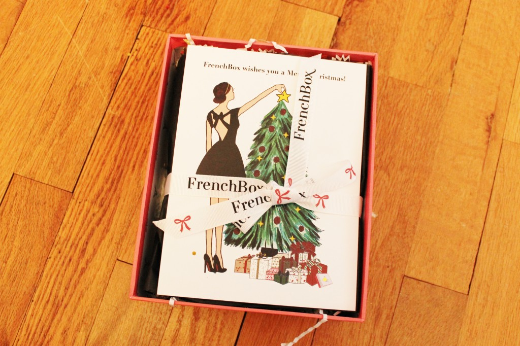 December 2014 French Box cover