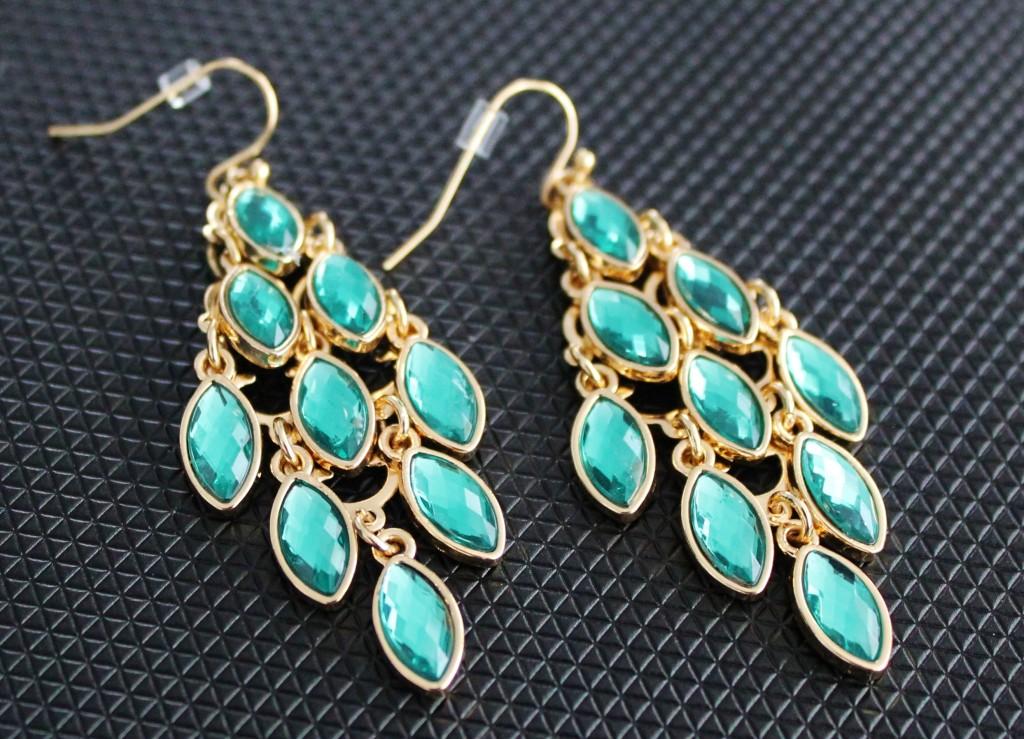 January JK Style Giveaway earrings