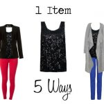 styling a sequin top - JK Style