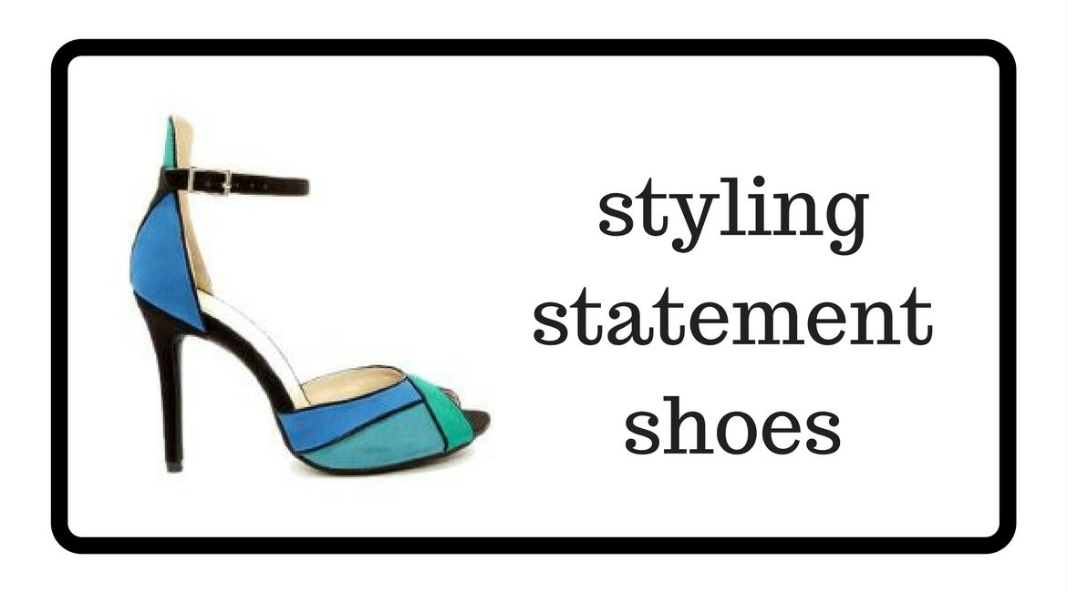 styling statement shoes - JK Style
