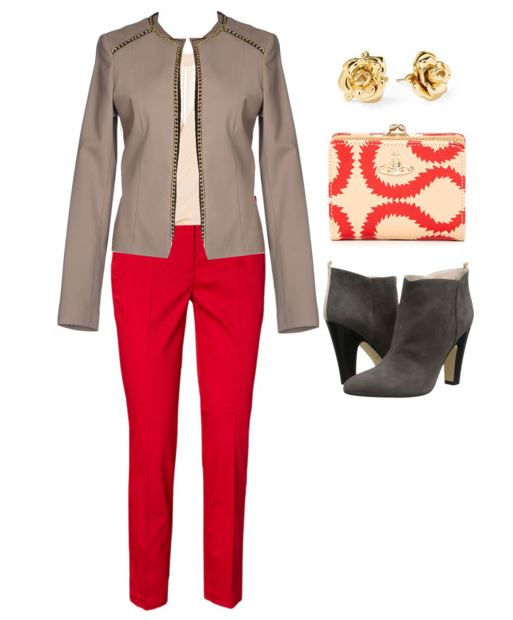 red pants 6