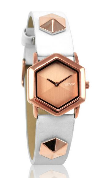 Snow Patrol Rose Gold Tribeca Rumba