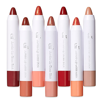 elf lip crayons