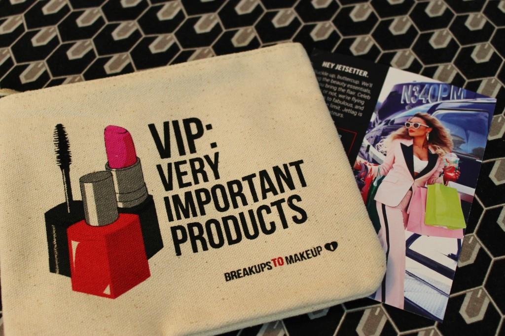 May ipsy glambag and card