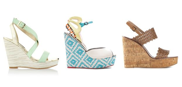What you won't find in my closet, wedges