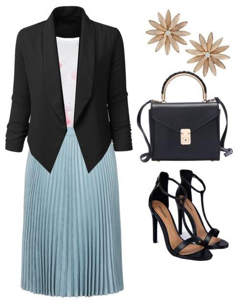 blue skirt 4