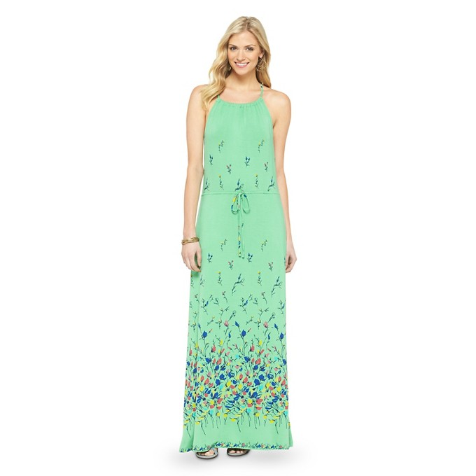 isani for target maxi dress