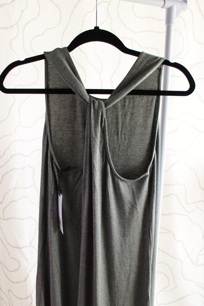 wantable gray dress