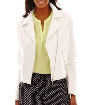 Liz Claiborne Moto Jacket