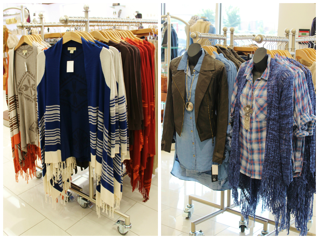 Versona OKC sweaters and jackets