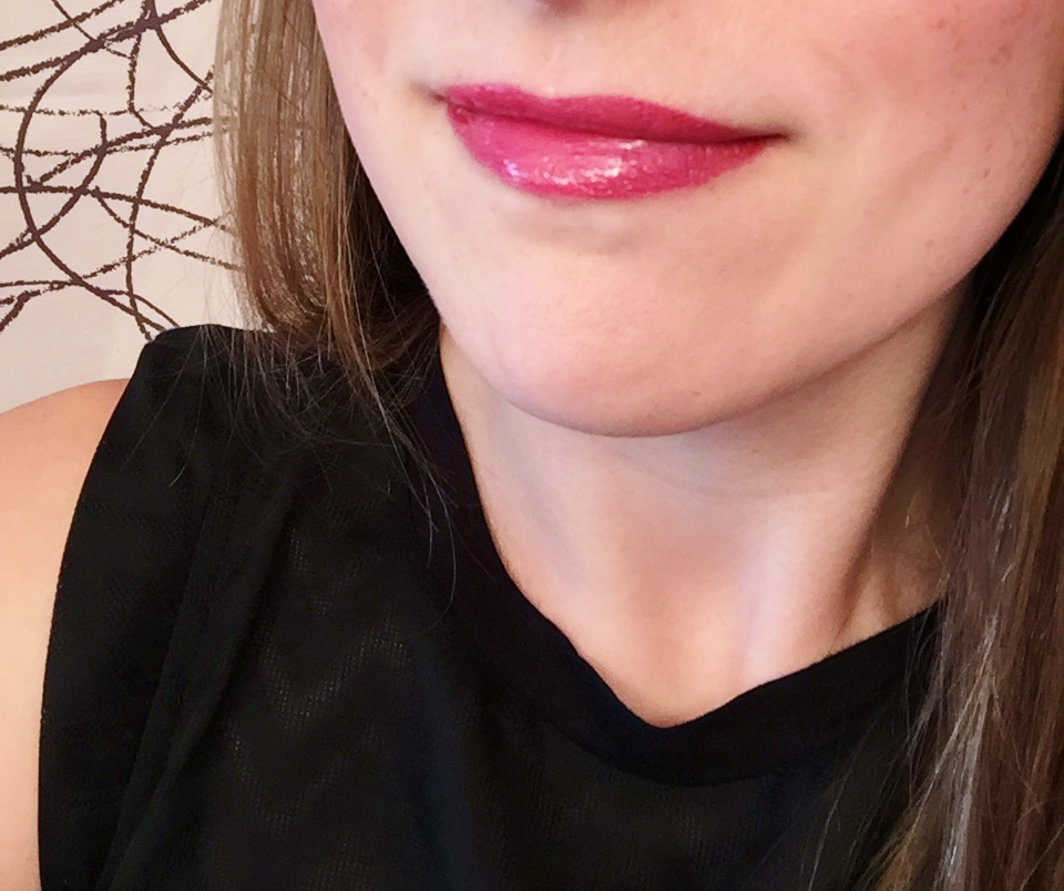 Lipsense Review on JK Style - Fire and Ice at night