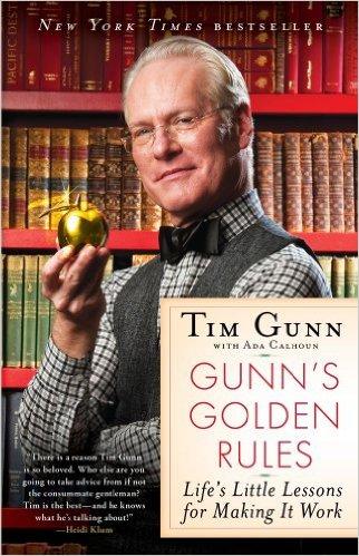 gunn's golden rules book