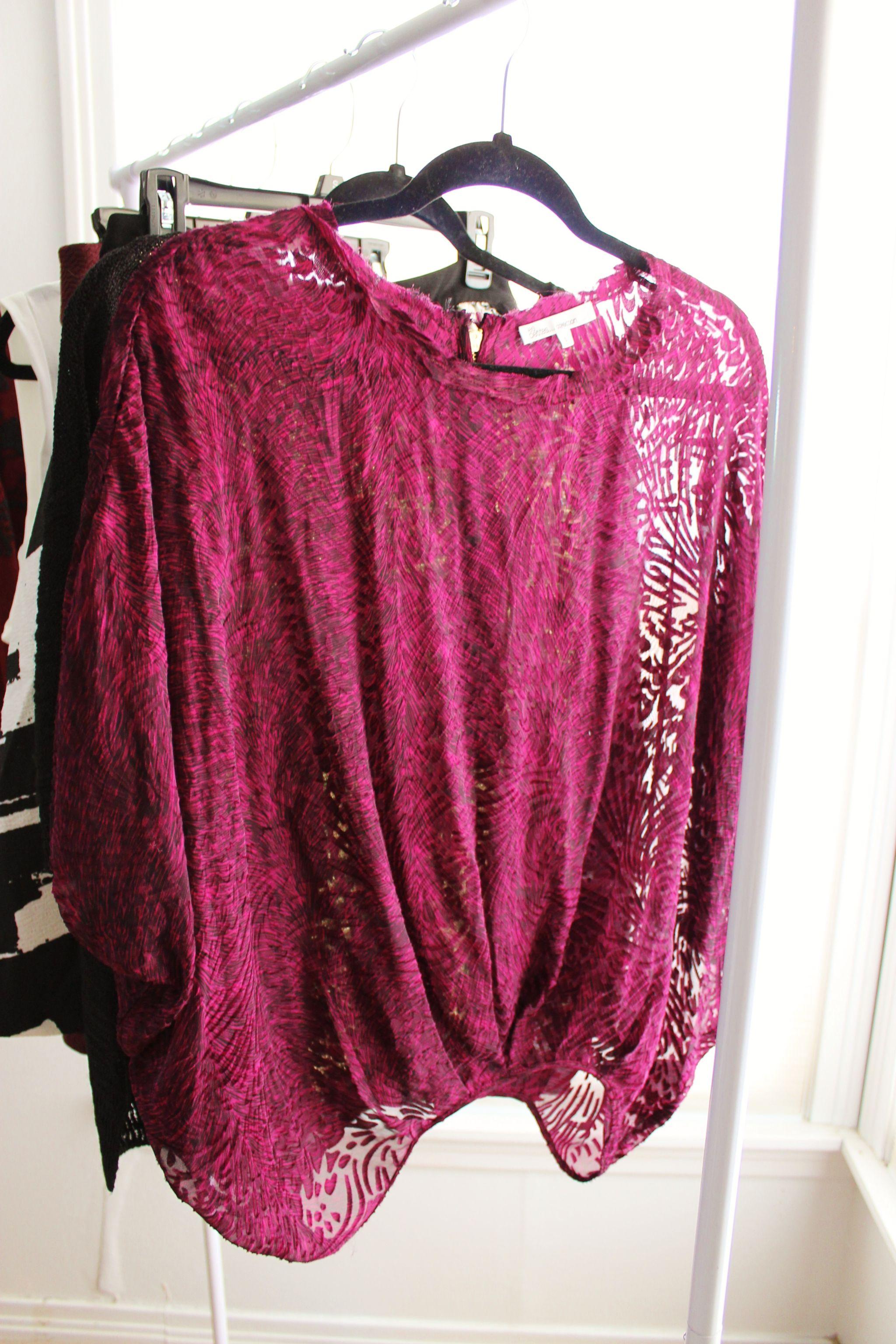 paris clothes pink top
