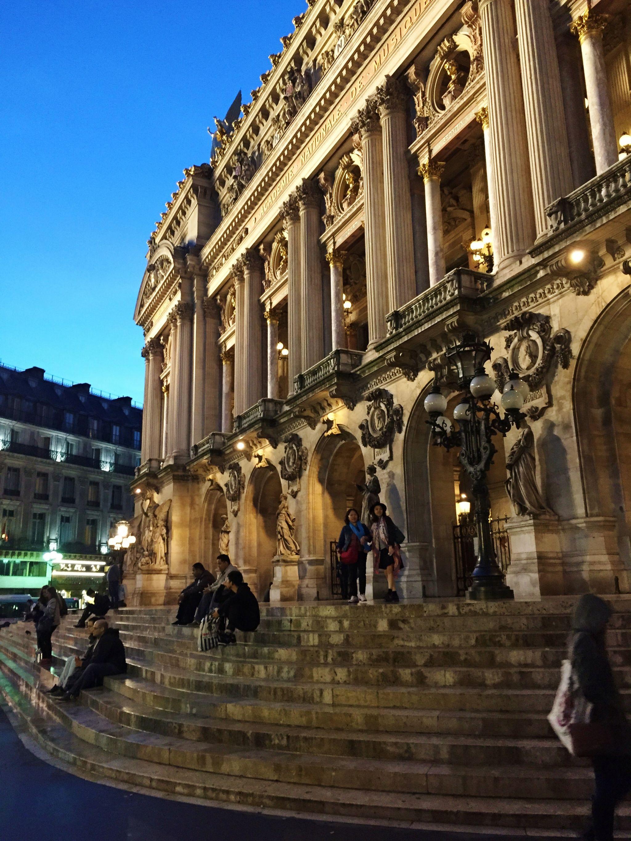 paris highlights day 2 opera house