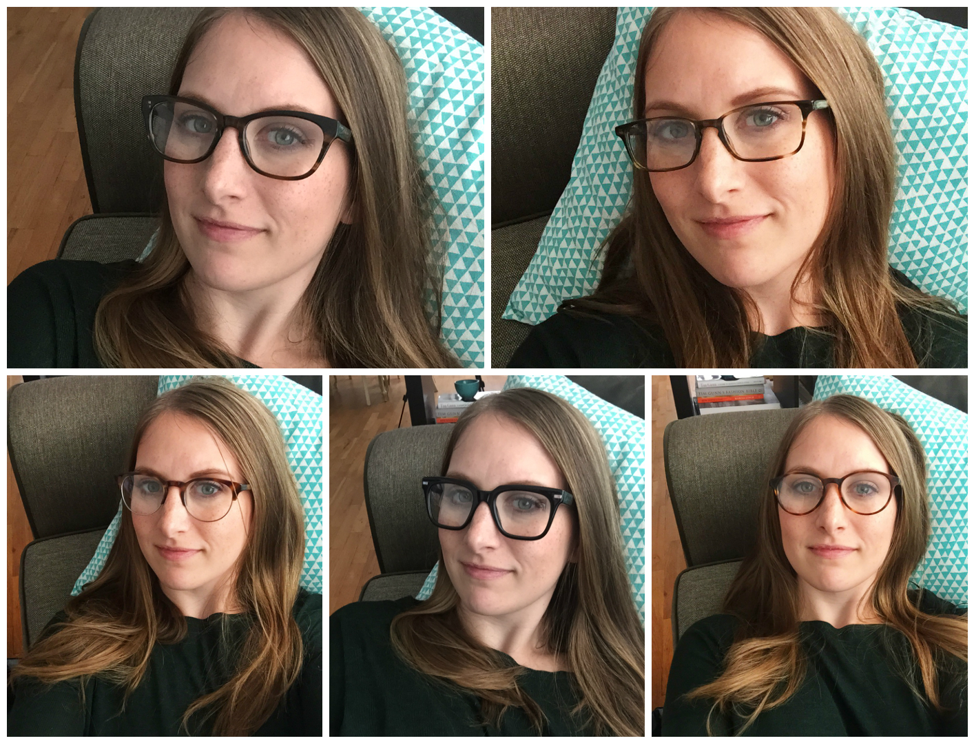 Online Eyeglasses You Can Try On At Home David Simchi Levi