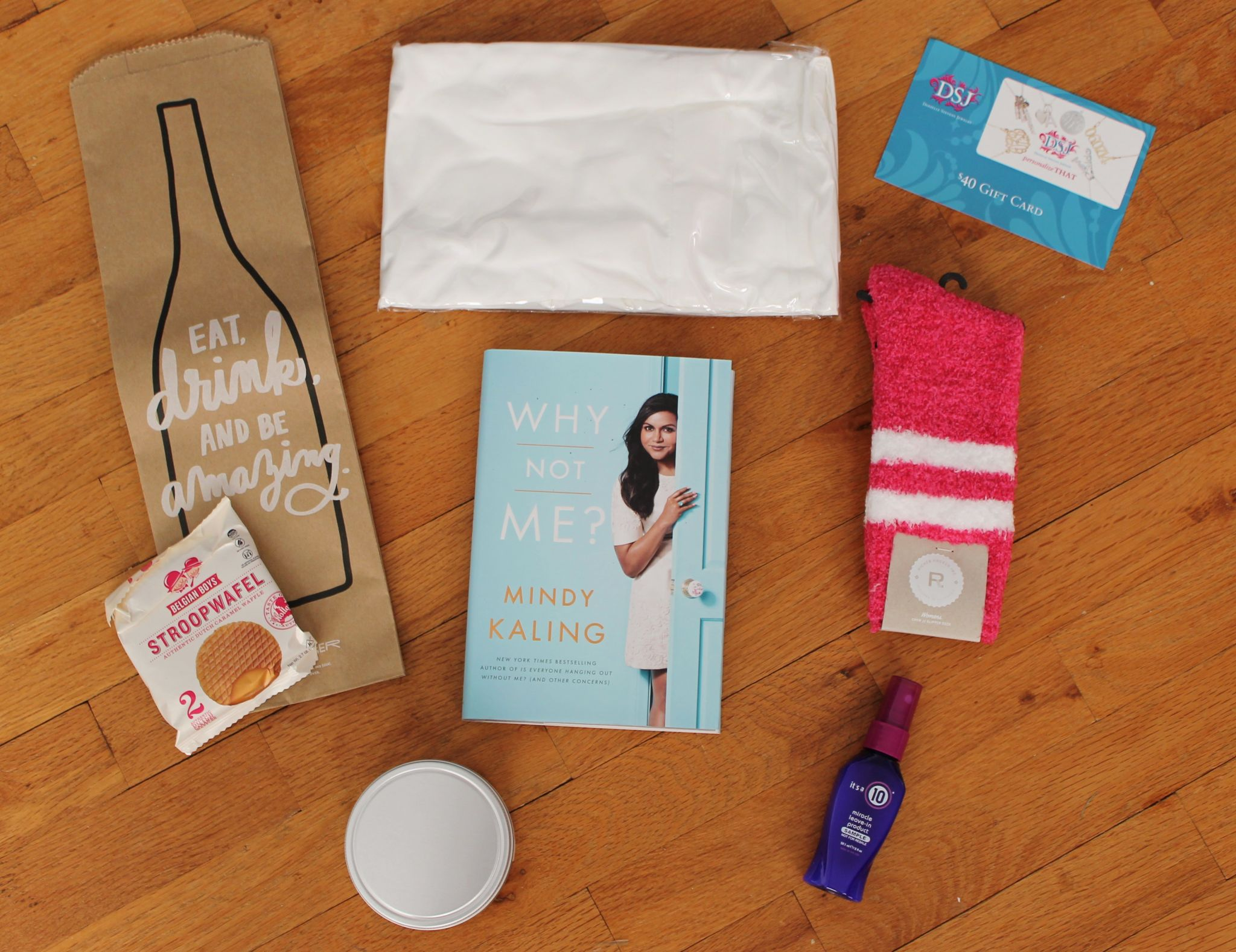 Popsugar Must Have October Box review contents