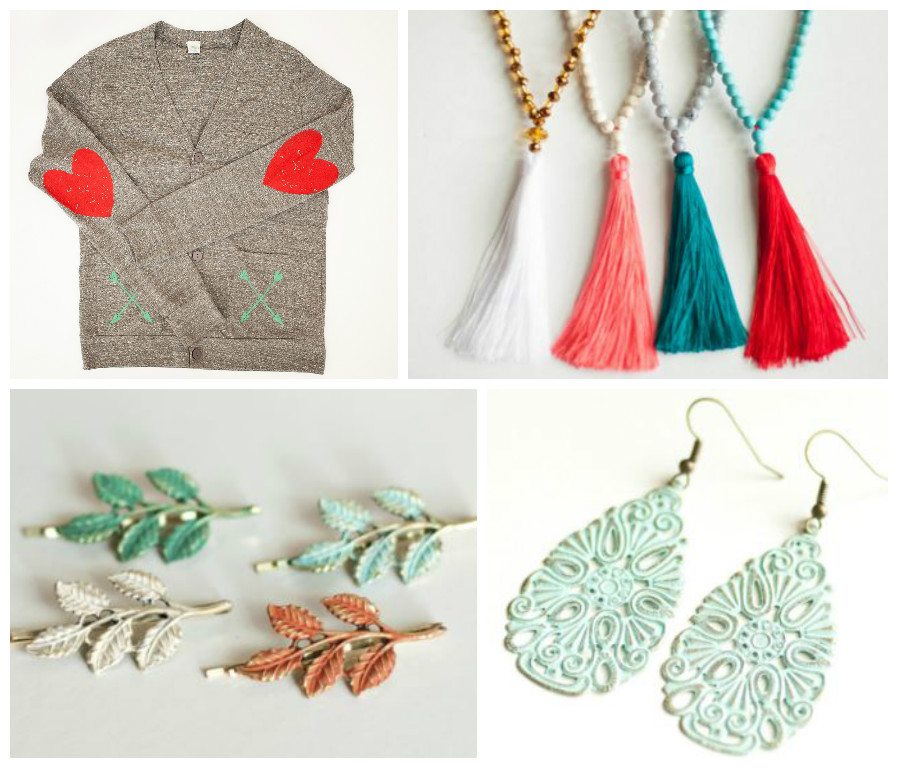 Gleeful Peacock Holiday Picks