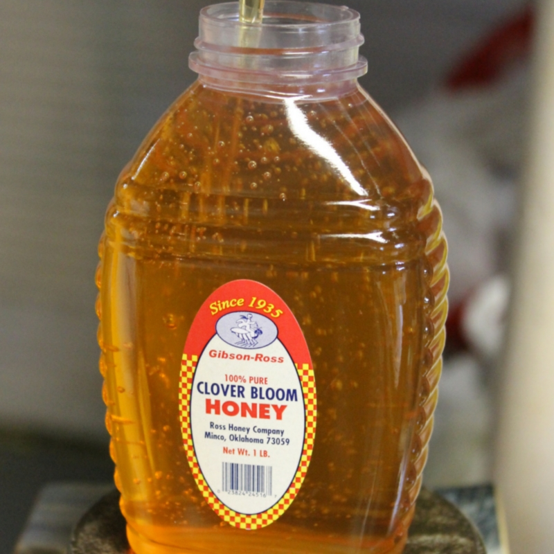 Clover Bloom Honey from Ross Honey Co. - October Q&A on JK Style