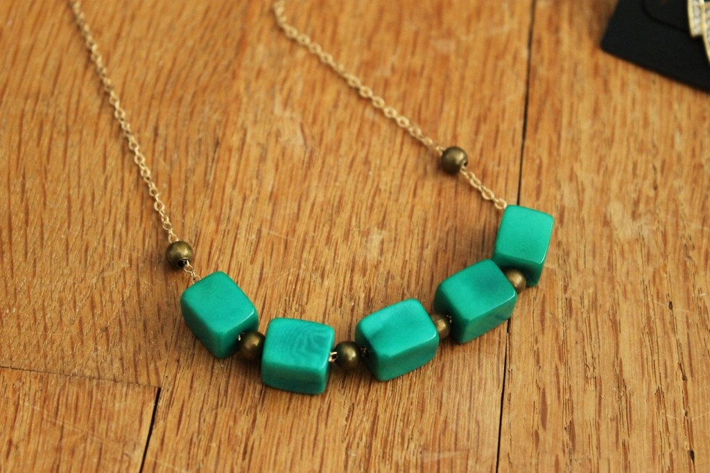 christmas recap noonday collection necklace