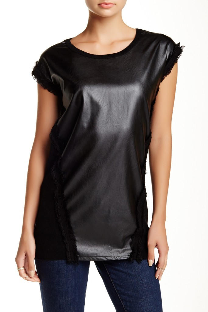 ontwelfth leather tunic