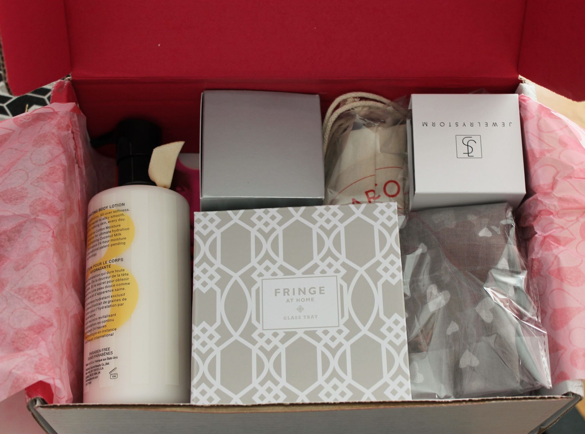February Popsugar Must Have Box Review