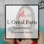 L'Oréal Paris Brow Stylist Review