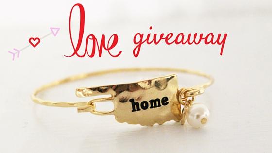 ok love giveaway