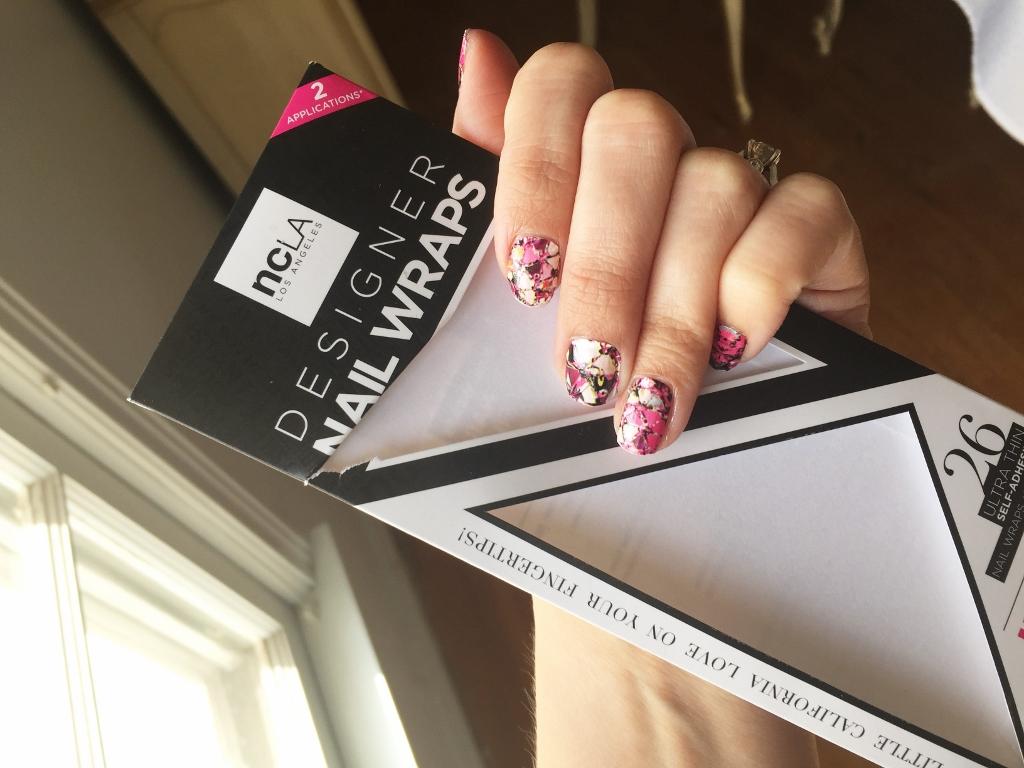 NCLA nail wraps -JK Style