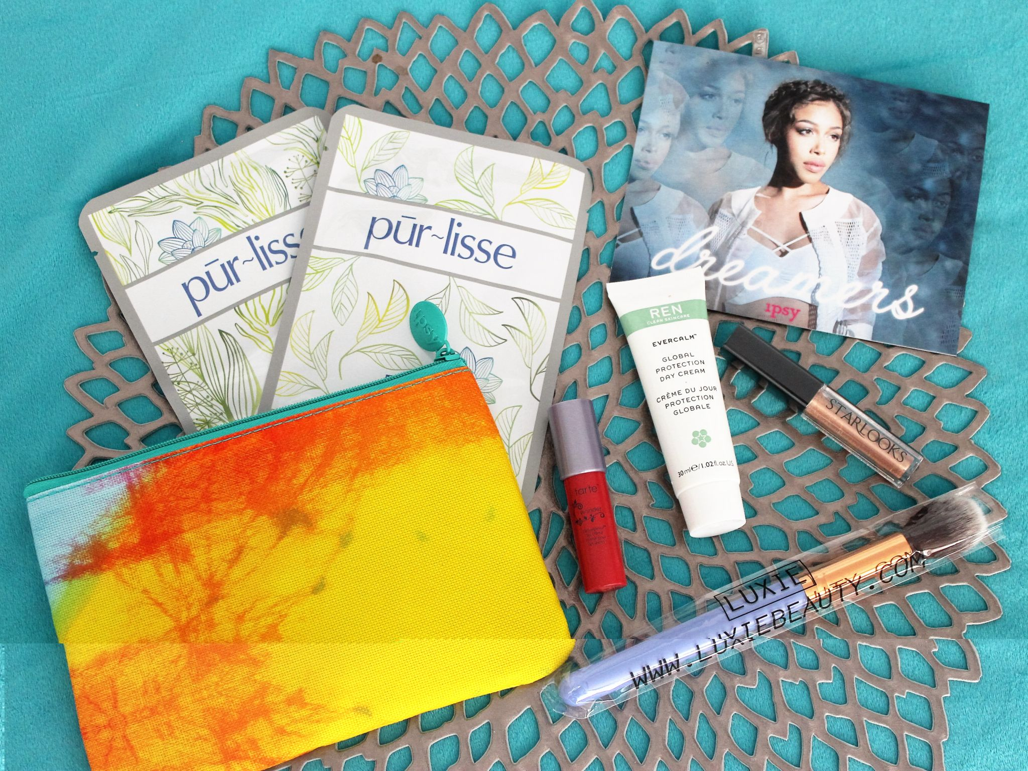 April Ipsy Glam Bag review