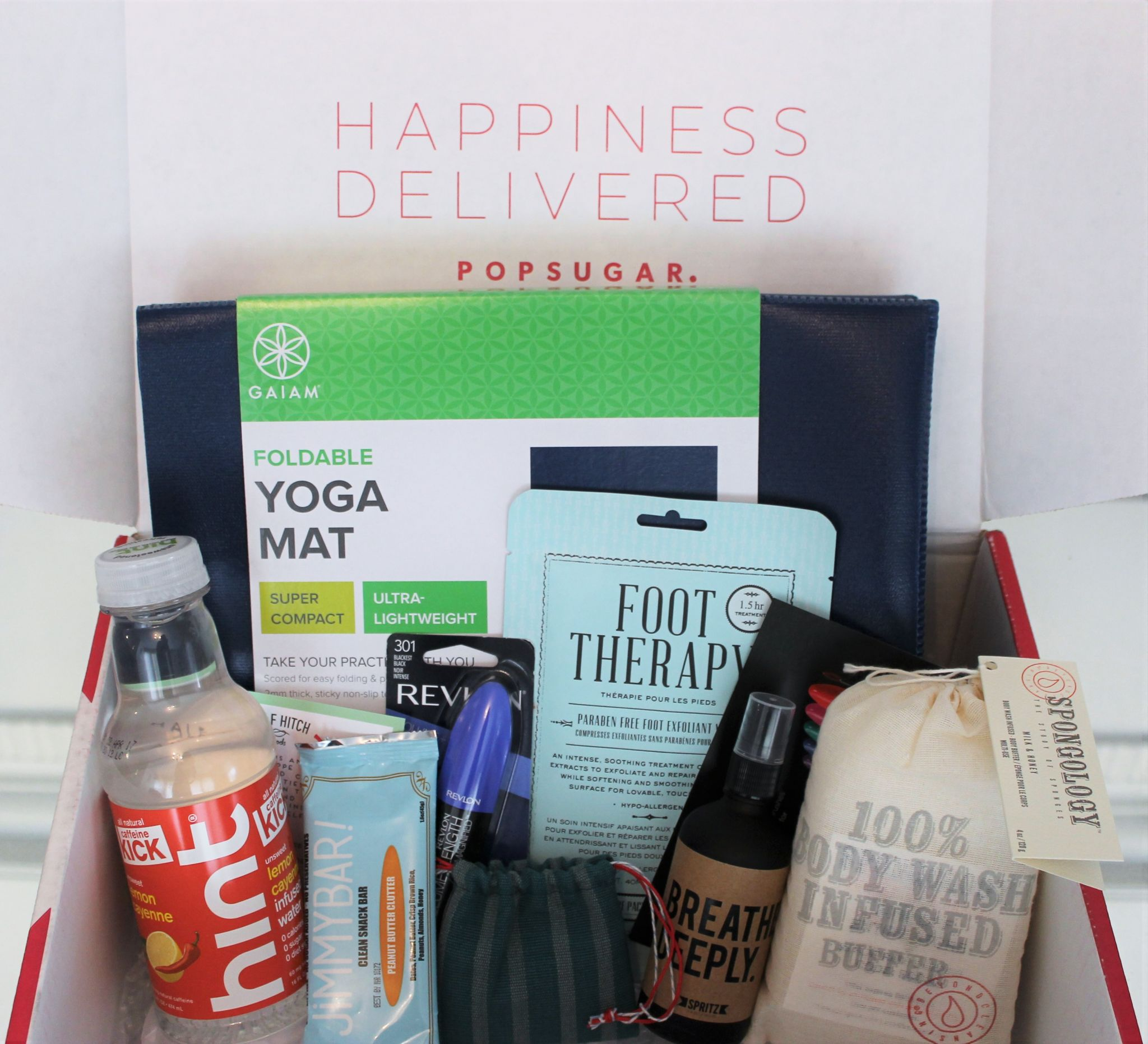May POPSUGAR Must Have Box Review items