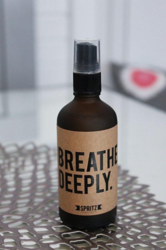 May POPSUGAR Must Have box review happy spritz breathe deeply