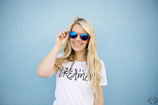 Friday Favorites American Dreamer shirt