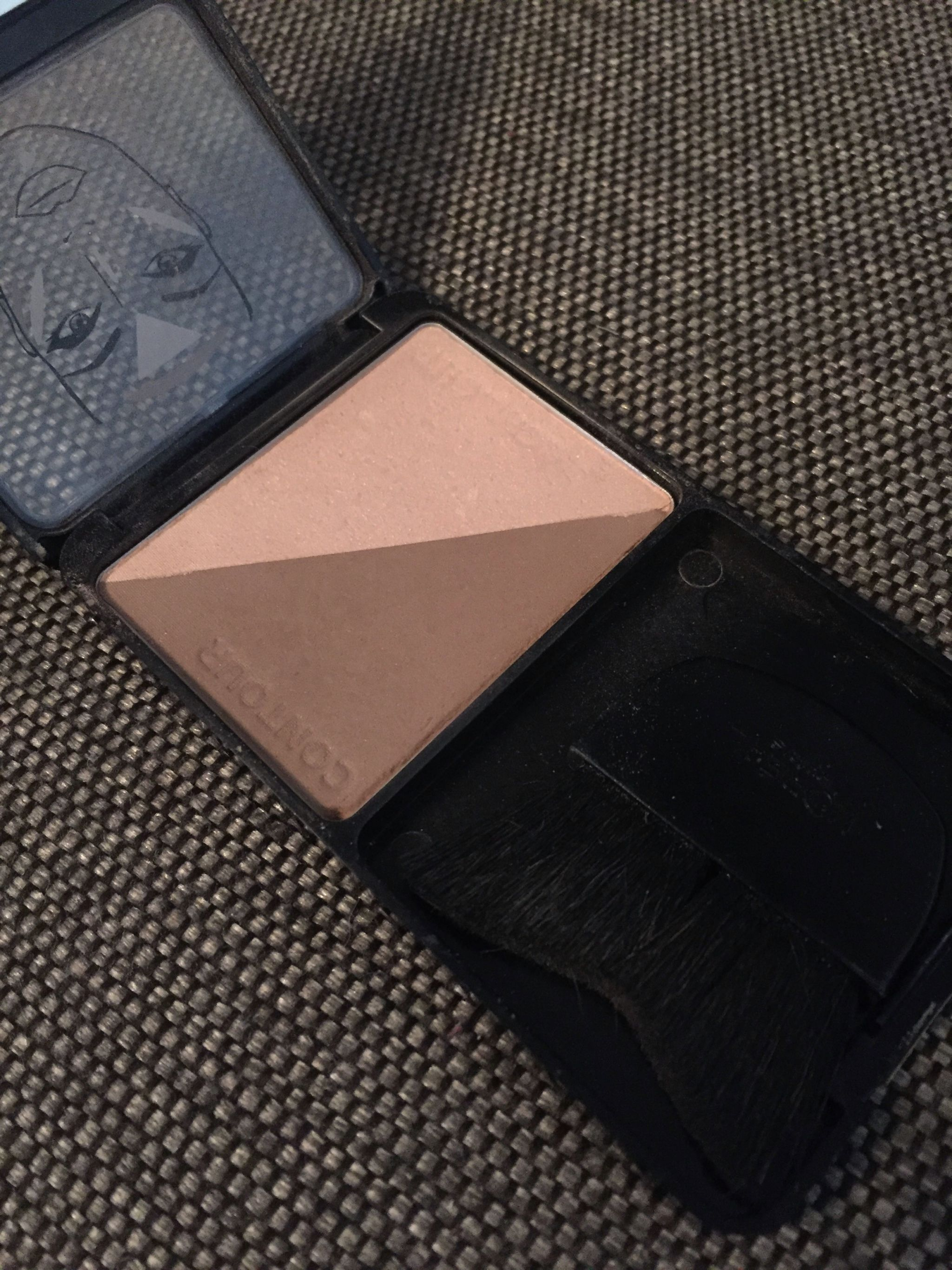 favorite beauty products l'oreal infallible pro-contour palette kit