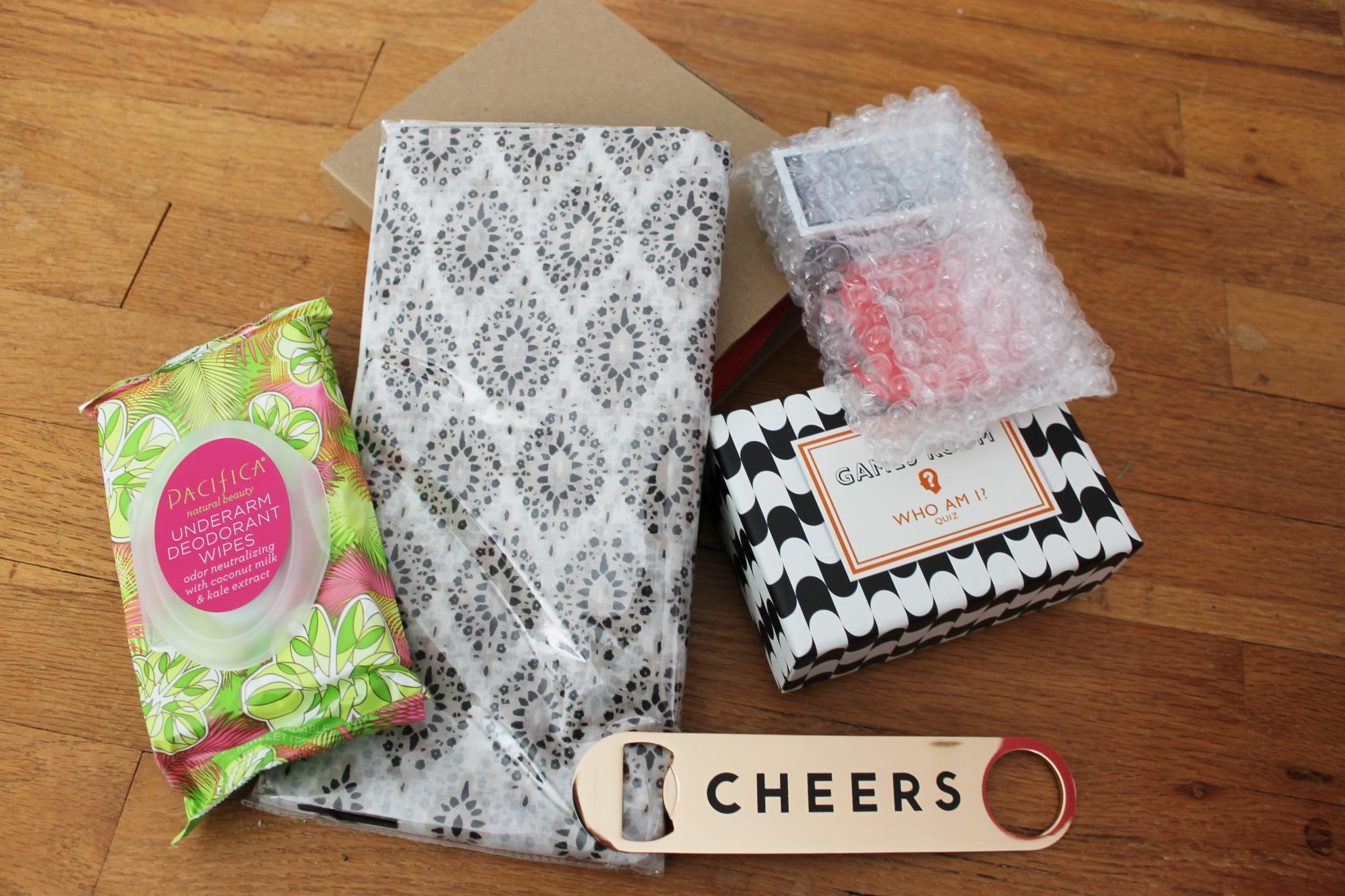 June POPSUGAR Must Have Box Review items