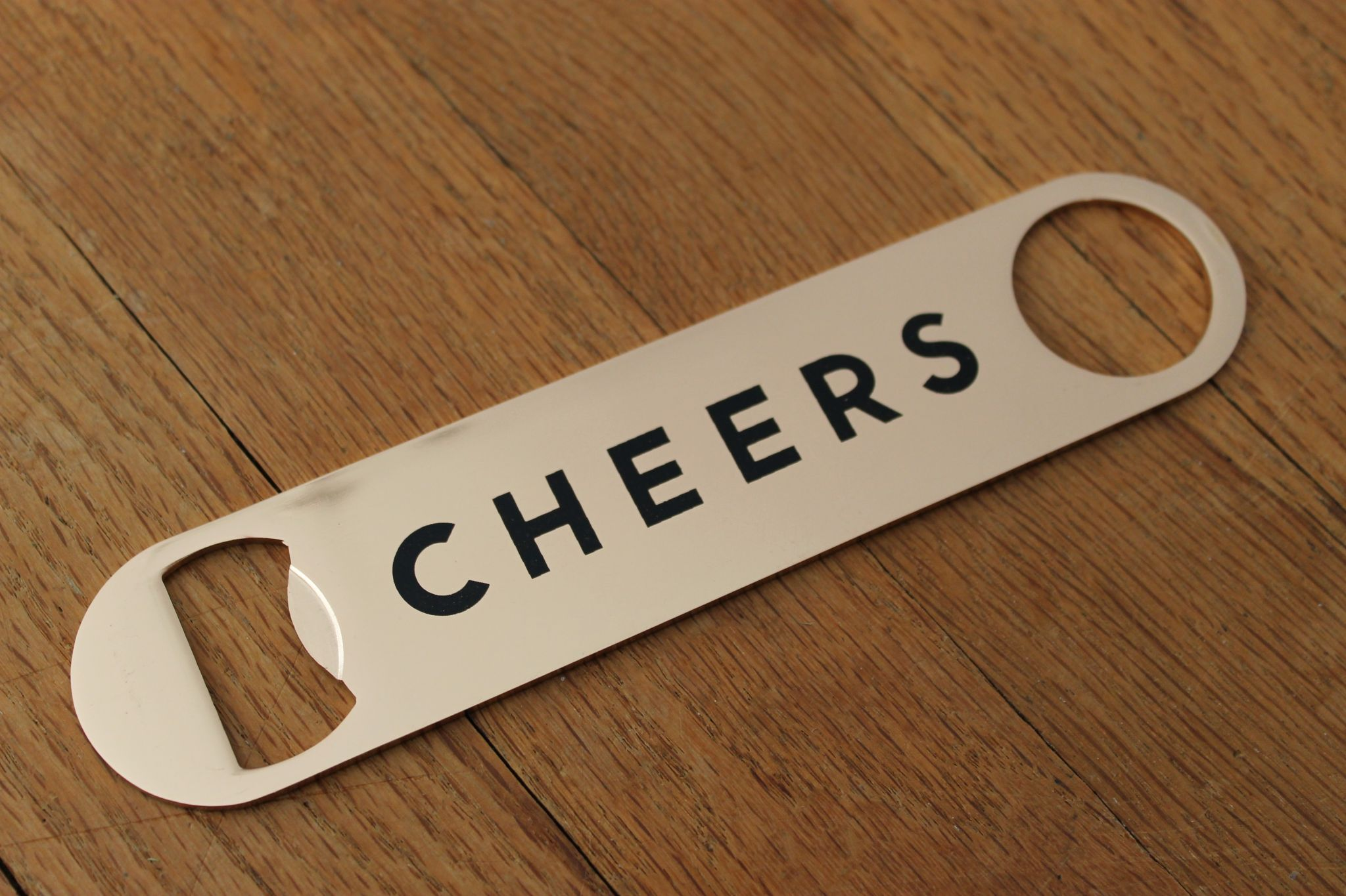 June POPSUGAR Must Have Box review Sisters of Los Angeles Cheers Gold Bottle Opener