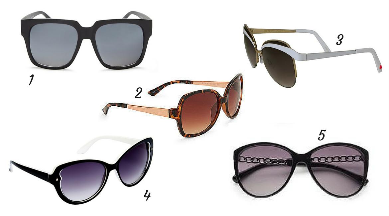 fashion over 30 oversized sunglasses options