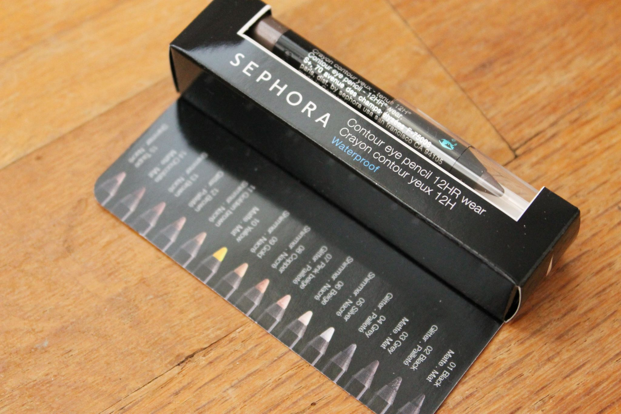 August Play by Sephora Sephora Collection Contour Eye Pencil