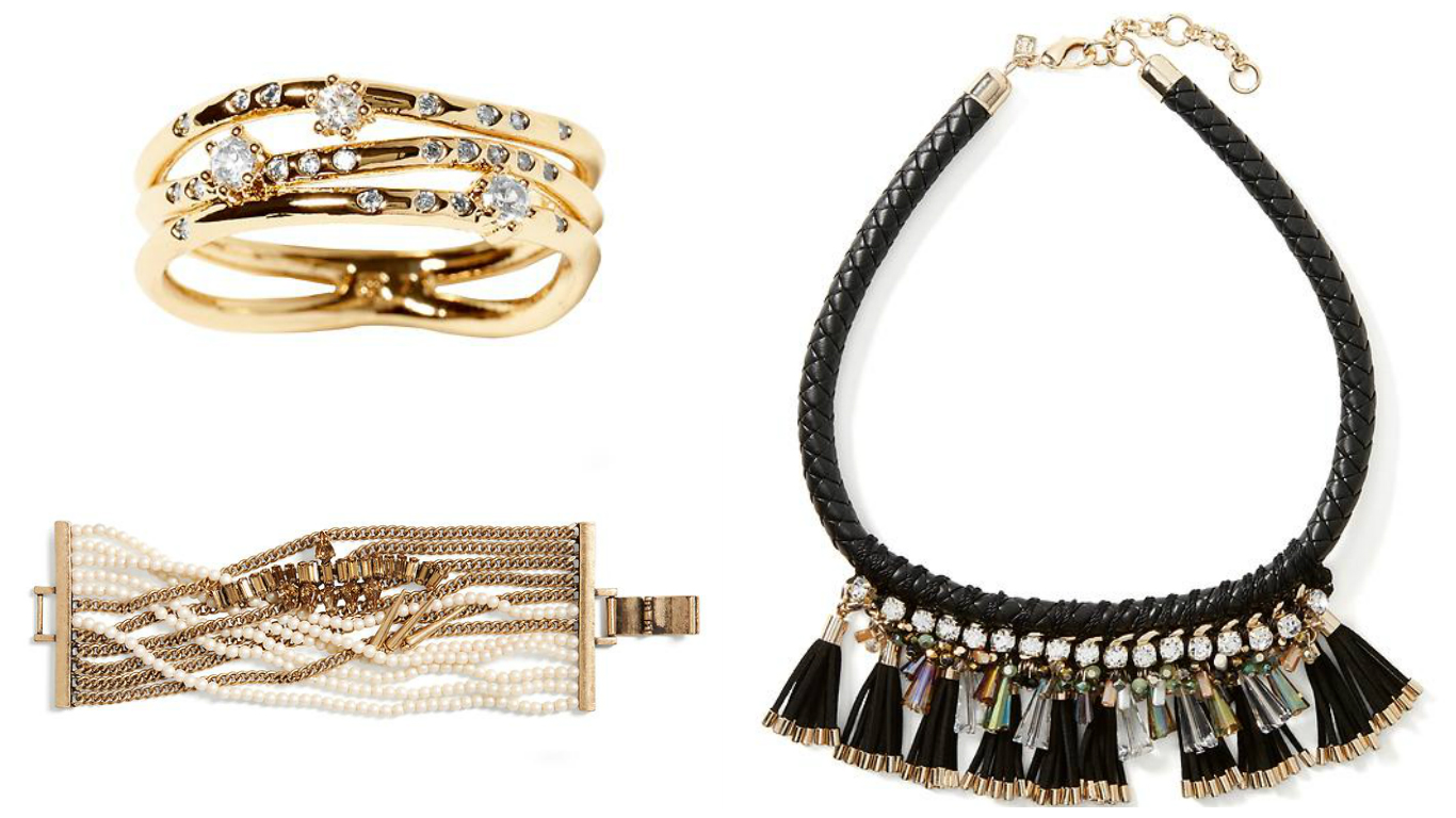 Friday Favorites Banana Republic jewelry