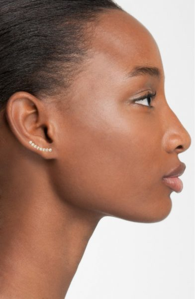 Fashion Over 30 Crawlers earrings