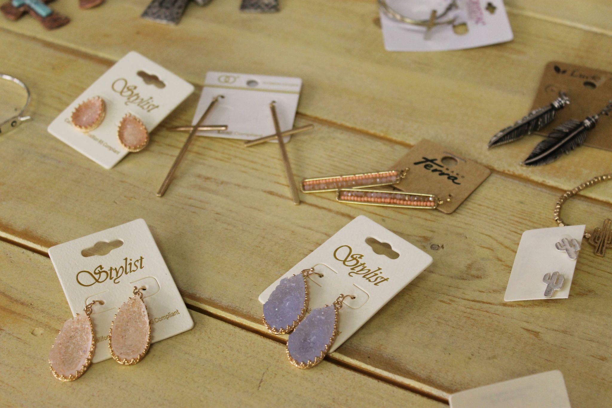 Jewelry at Steel Velvet