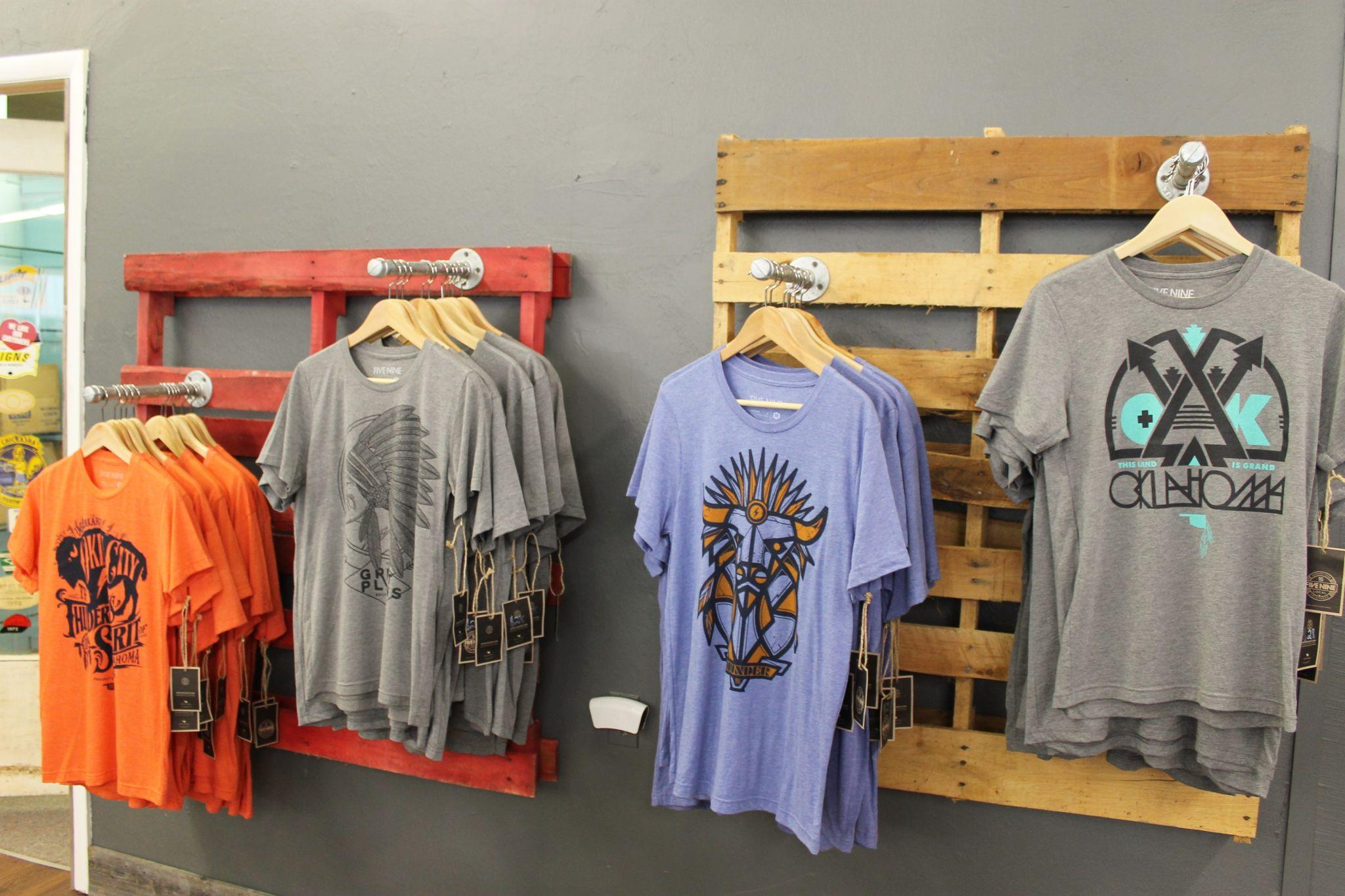 t-shirts at Steel Velvet