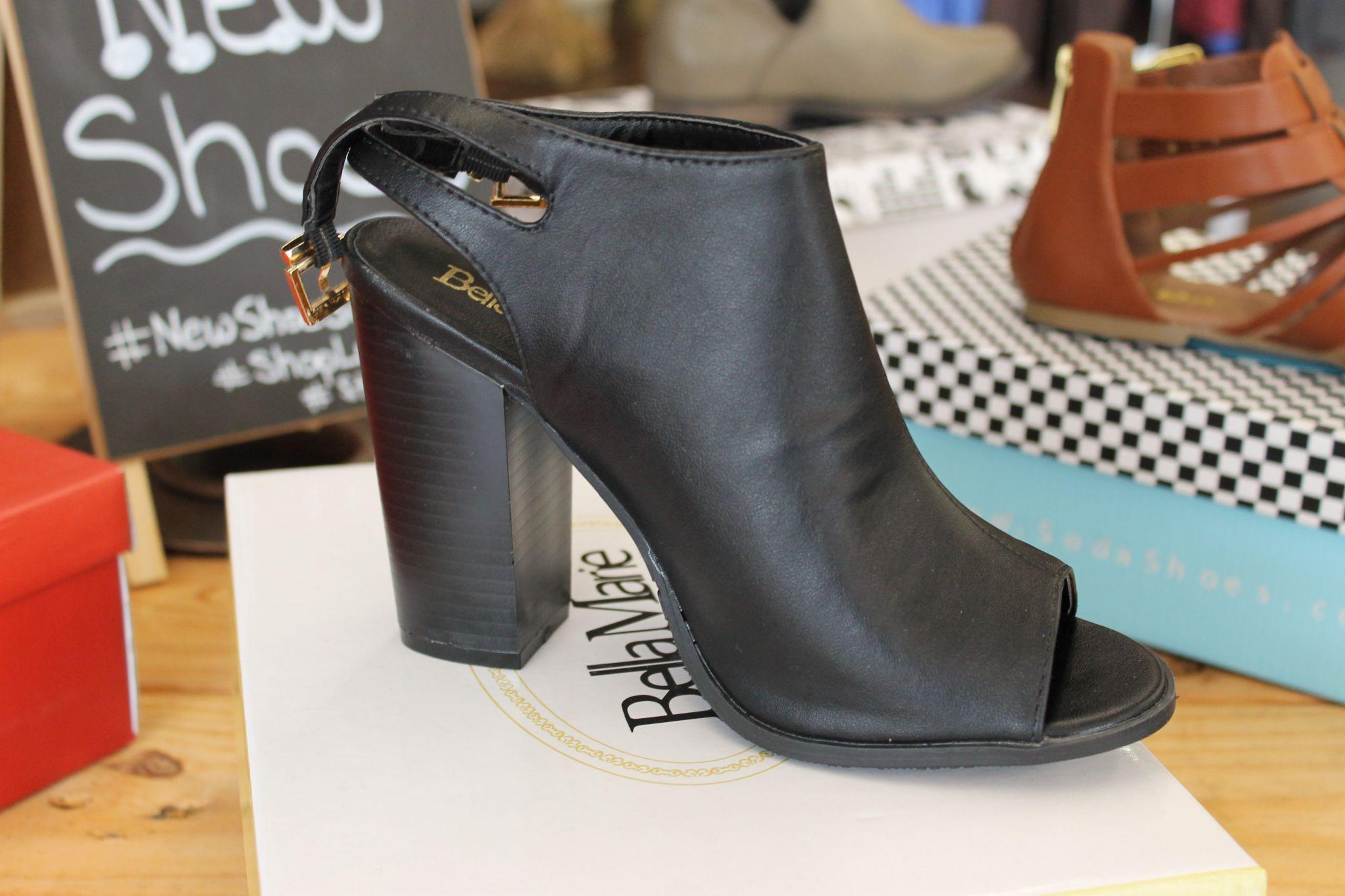 shoes at Steel Velvet