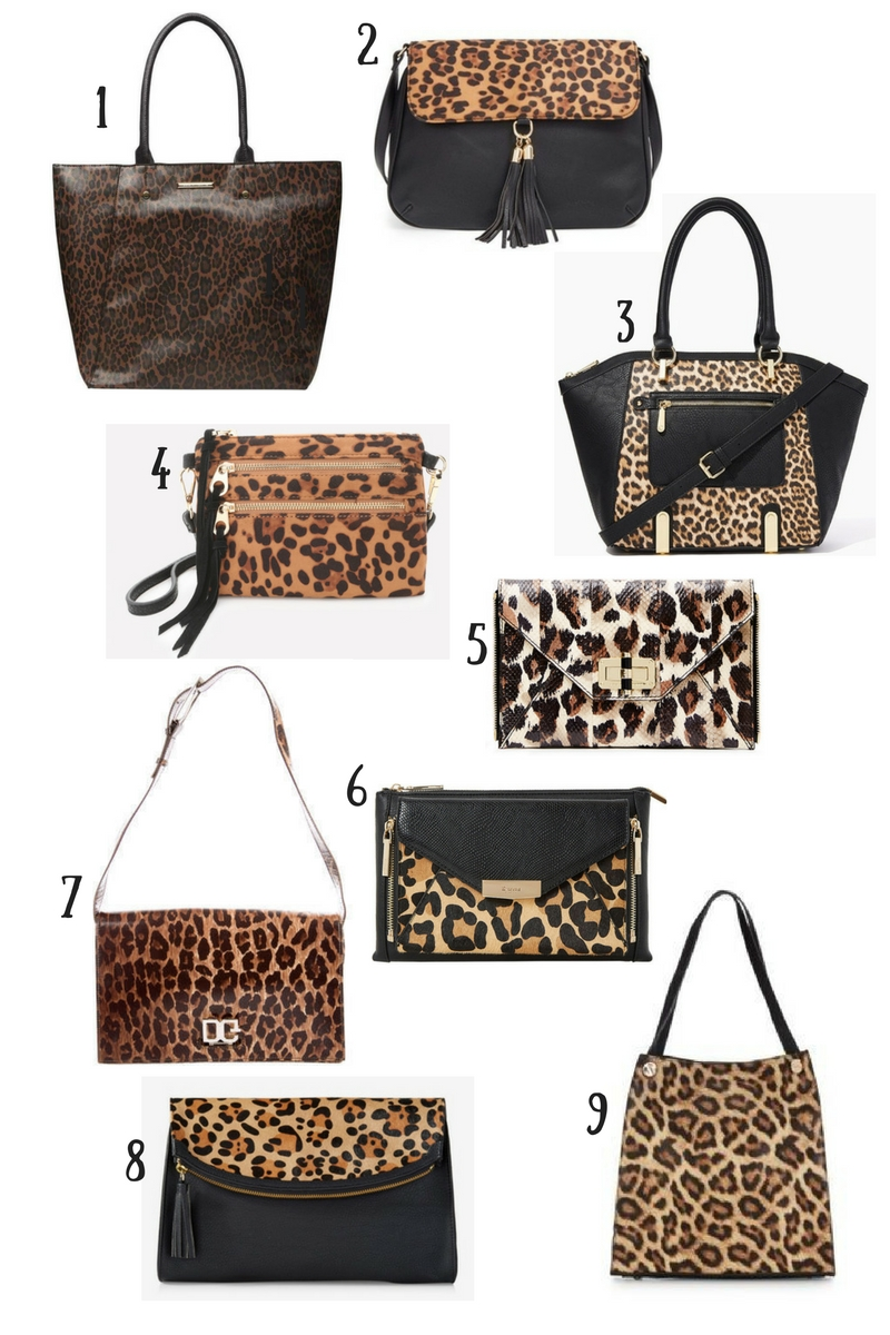 leopard bag options