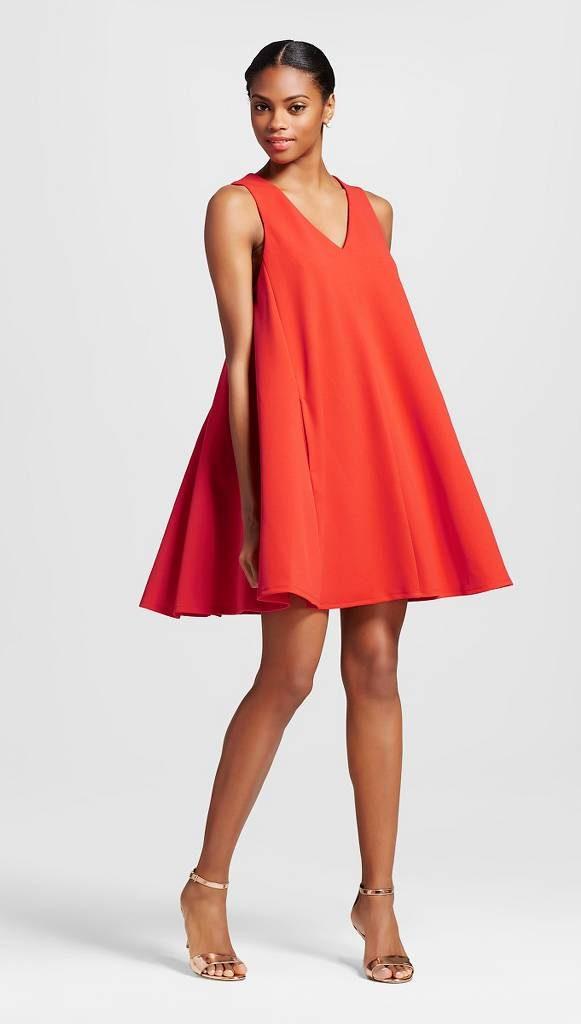 target style trapeze dress