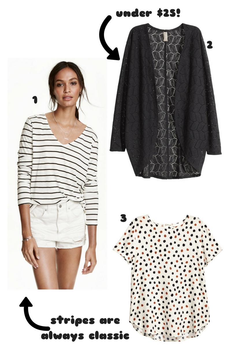 thrifty thursday H&M part 3