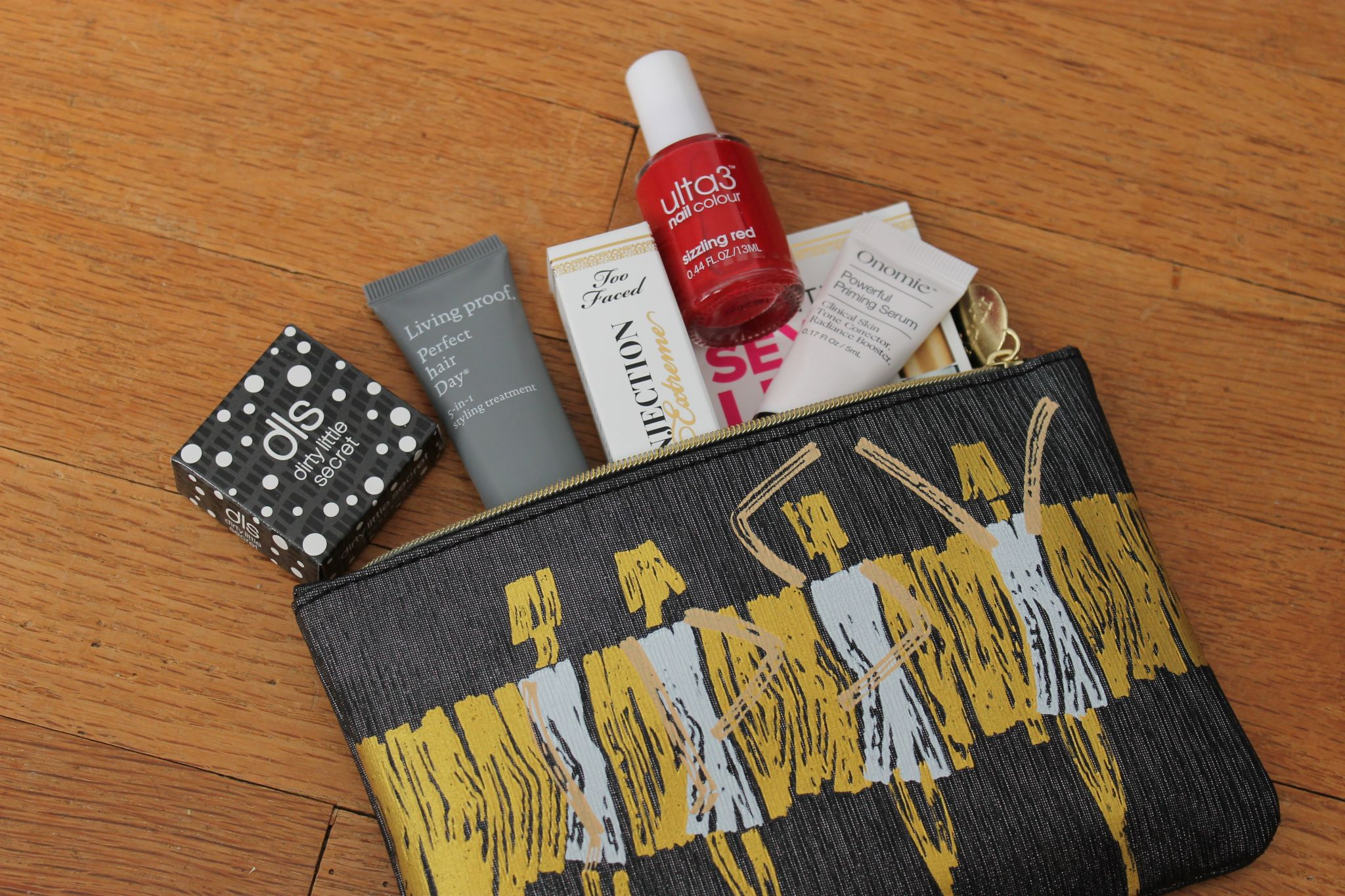 September Ipsy Glambag Review