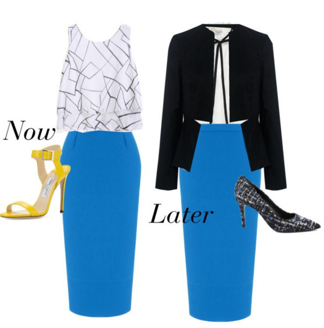 now and later skirts 2