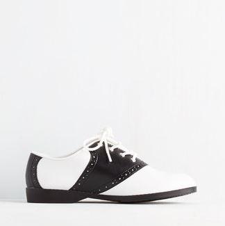 Friday Favorites saddle shoes