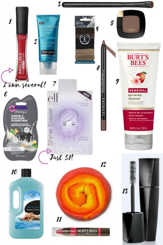 25 Favorite Beauty Items Under $25