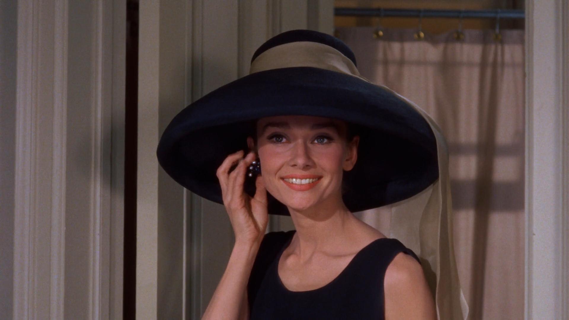 Breakfast at Tiffany's Audrey Hepburn as Holly Golightly